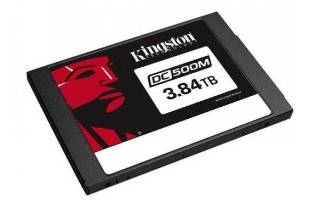 Накопитель SSD 3840GB Kingston SEDC500M/3840G