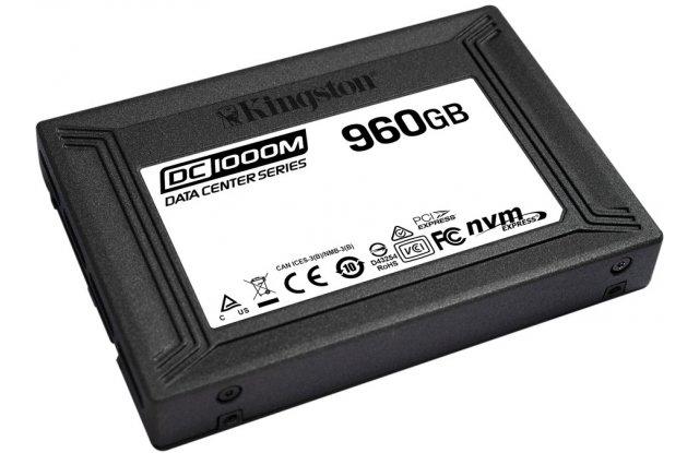 Накопитель SSD 960GB Kingston SEDC1000M/960G