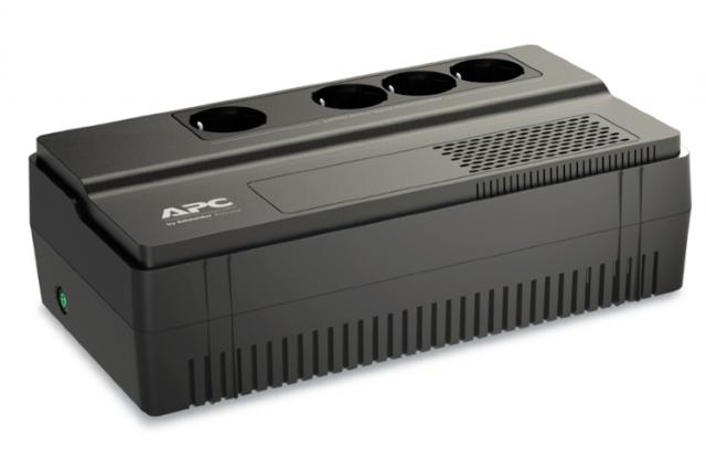 APC Easy Back-UPS BV650I 375Вт 650 ВА черный