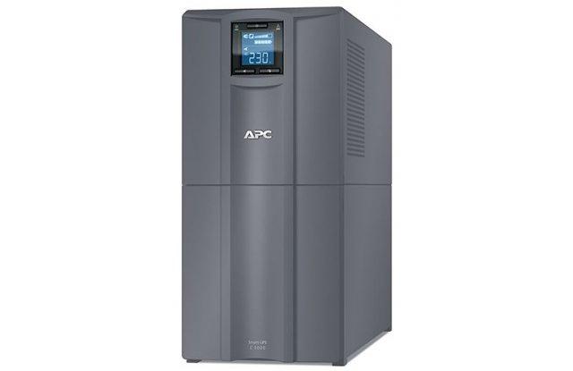 ИБП APC Smart-UPS C SMC3000I-RS 2100Вт 3000ВА серый