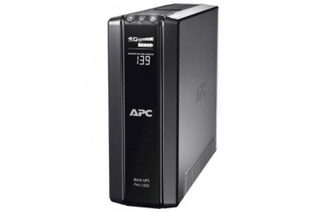 ИБП APC Back-UPS Pro BR1200GI 720Вт 1200ВА черный