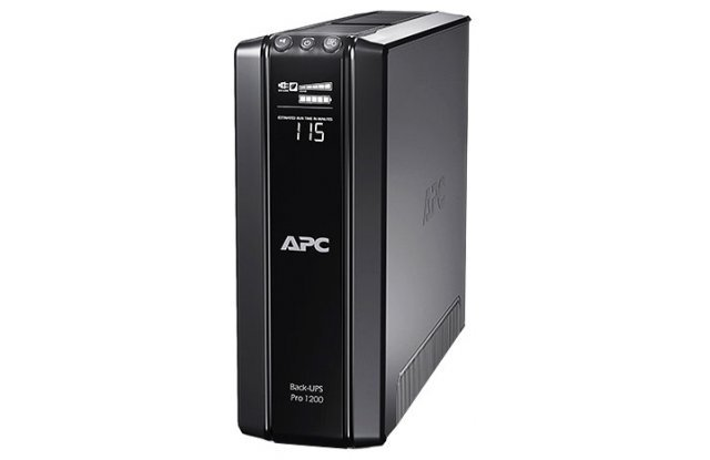 ИБП APC Back-UPS Pro BR1500G-RS 865Вт 1500ВА черный