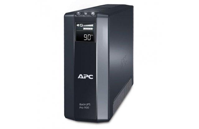 ИБП APC Back-UPS Pro BR900GI 540Вт 900ВА черный