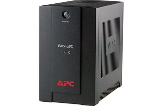 ИБП APC Back-UPS BX500CI 300Вт 500ВА черный