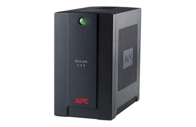 ИБП APC Back-UPS BX650CI-RS 390Вт 650ВА черный