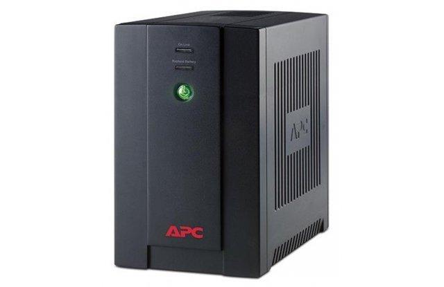 ИБП APC Back-UPS BX950UI 480Вт 950ВА черный