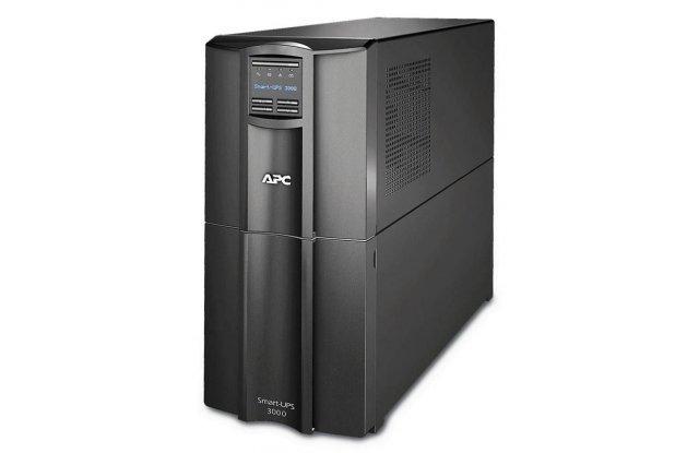ИБП APC Smart-UPS SMT3000I 2700Вт 3000ВА черный
