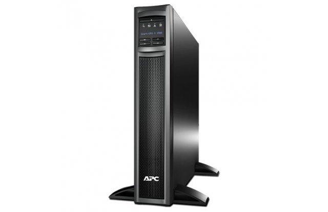 ИБП APC Smart-UPS X SMX1500RMI2U 1200Вт 1500ВА черный
