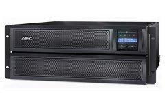 ИБП APC Smart-UPS X SMX3000RMHV2UNC 2700Вт 3000ВА черный