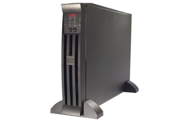 ИБП APC Smart-UPS XL SUM1500RMXLI2U 1425Вт 1500ВА черный