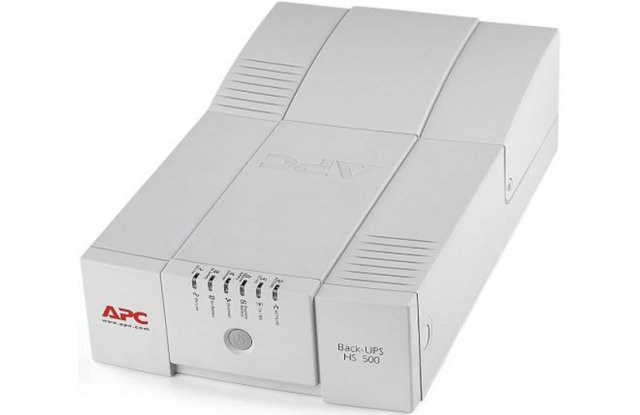 APC Back-UPS BH500INET 300Вт 500ВА