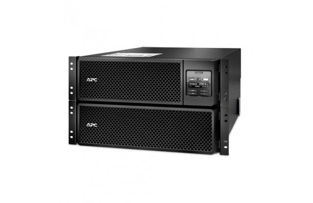 ИБП APC Smart-UPS SRT SRT10KRMXLI 10000Вт 10000ВА черный