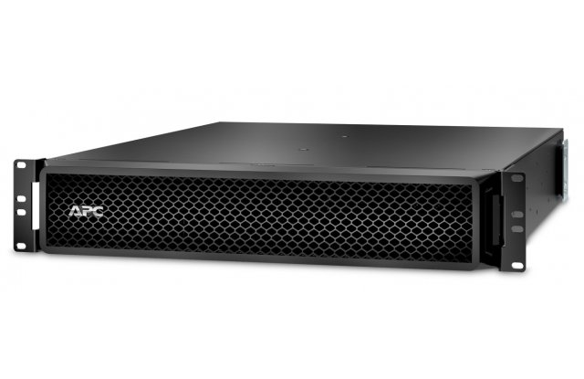 ИБП APC Smart-UPS SRT SRT1500RMXLI 1500Вт 1500ВА черный