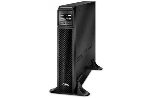 ИБП APC Smart-UPS SRT SRT3000XLI 2700Вт 3000ВА черный