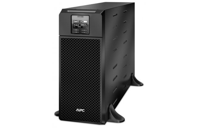 ИБП APC Smart-UPS SRT SRT6KXLI 6000Вт 6000ВА черный