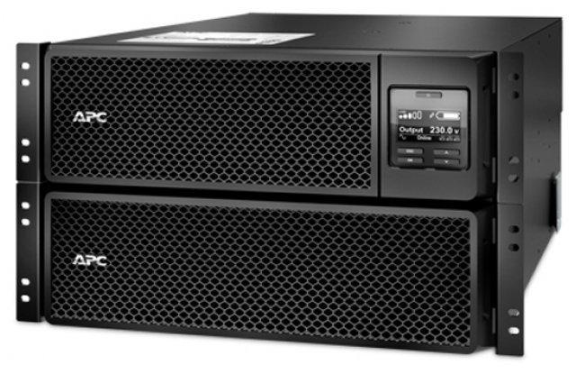 ИБП APC Smart-UPS SRT SRT8KRMXLI 8000Вт 8000ВА черный