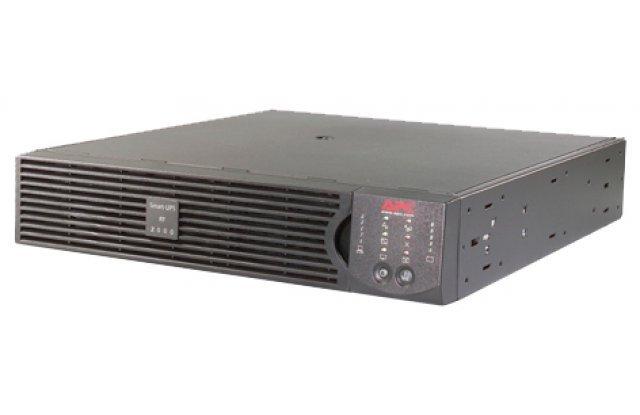 ИБП APC Smart-UPS RT SURT2000RMXLI 1400Вт 2000ВА черный