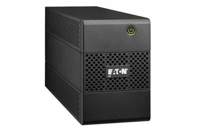 ИБП Eaton 5E 650i DIN 650VA черный