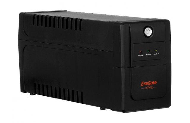 ИБП ExeGate Power Back NNB-800 480Вт 800ВА черный