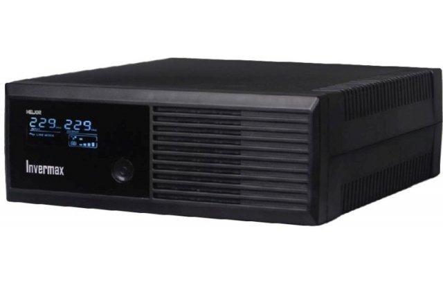 Инвертор Helior InverMax 1000va 600Вт 1000ВА