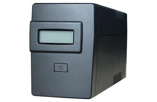ИБП Helior Braver LCD 600va 360Вт 600ВА