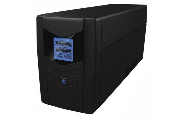 ИБП Ippon Back Power Pro LCD 600 Euro 360Вт 600ВА черный
