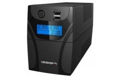 ИБП Ippon Back Power Pro II 500 300Вт 500ВА черный