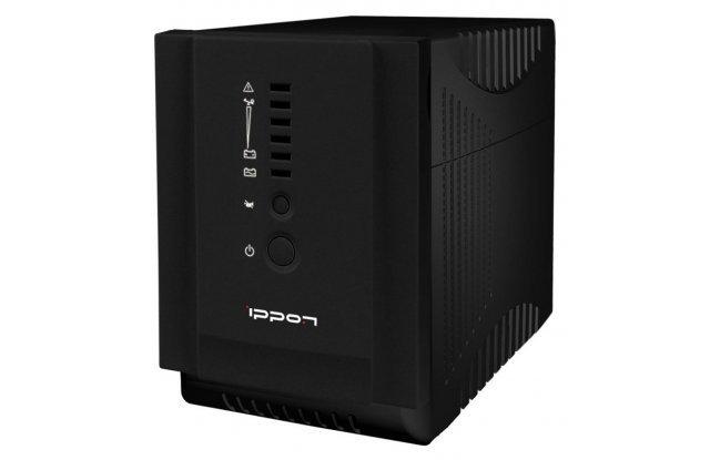 ИБП Ippon Smart Power Pro 1400 840Вт 1400ВА черный