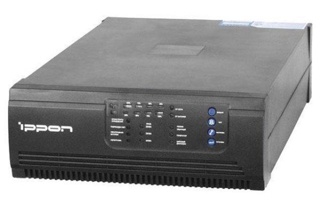 ИБП Ippon Smart Winner 2000E 1340Вт 2000ВА черный