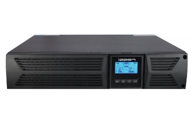 ИБП Ippon Innova RT 6000 5400Вт 6000ВА черный