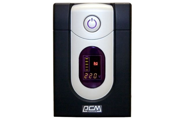 ИБП Powercom Imperial IMD-1025AP 615Вт 1025ВА черный