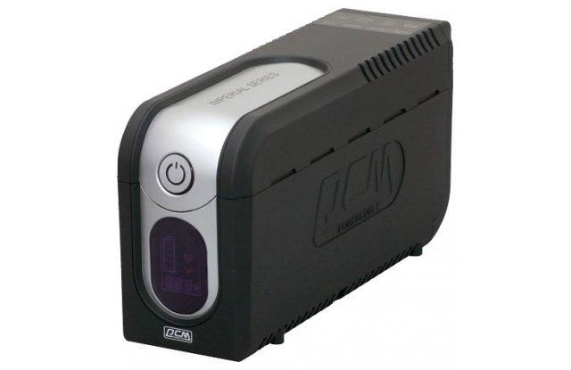 ИБП Powercom Imperial IMD-625AP 375Вт 625ВА черный