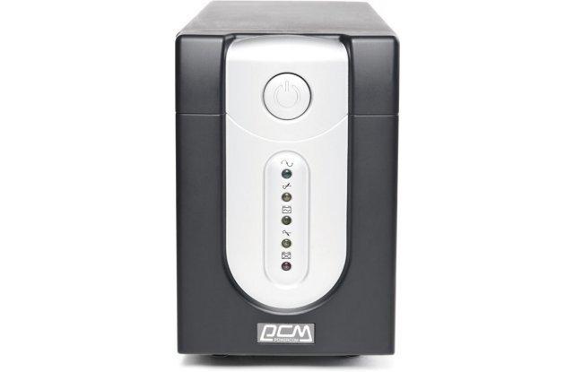 ИБП Powercom Imperial IMP-2000AP 1200Вт 2000ВА черный