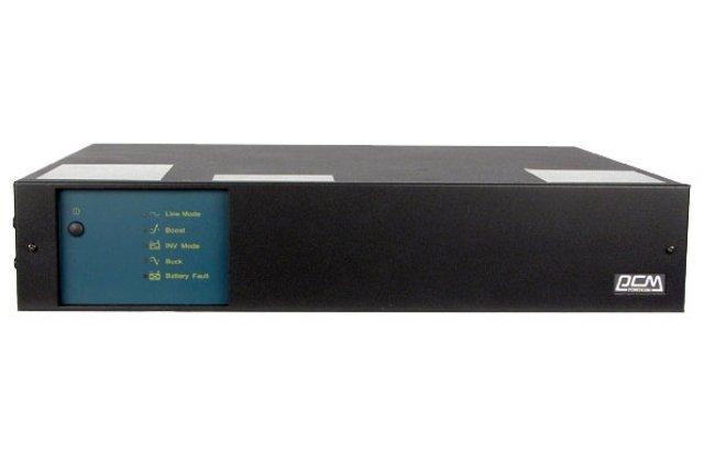 ИБП Powercom King Pro RM KIN-2200AP RM 1320Вт 2200ВА черный