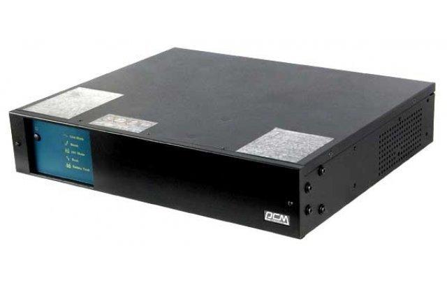 ИБП Powercom King Pro RM KIN-3000AP RM 1800Вт 3000ВА черный