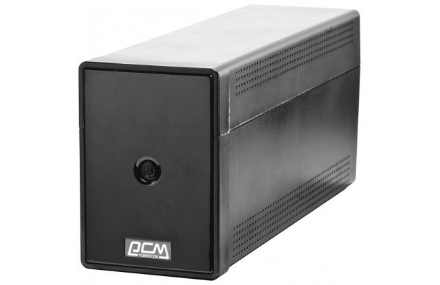 ИБП Powercom PTM-850A 510Вт 850ВА черный