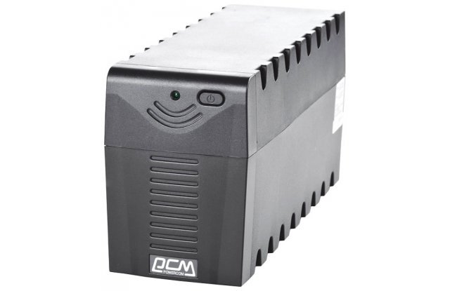 ИБП Powercom Raptor RPT-1000AP 600Вт 1000ВА черный