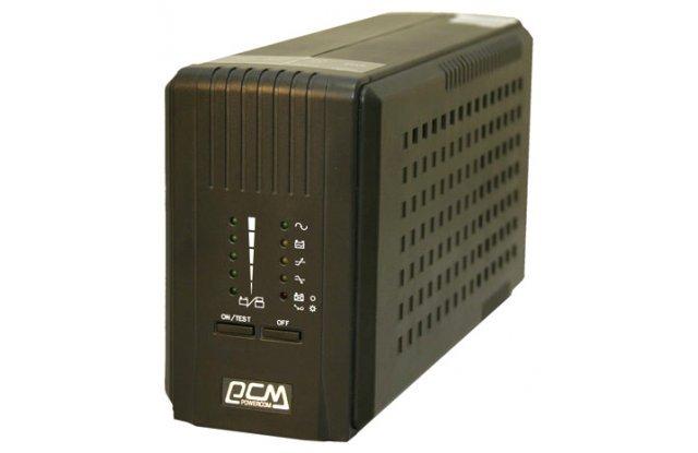 ИБП Powercom Smart King Pro SKP-700A 420Вт 700ВА черный