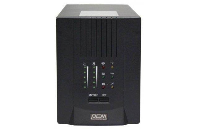 ИБП Powercom Smart King Pro+ SPT-2000 1400Вт 2000ВА черный