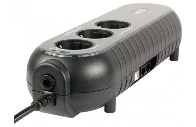 ИБП Powercom WOW 500U 250Вт 500ВА черный