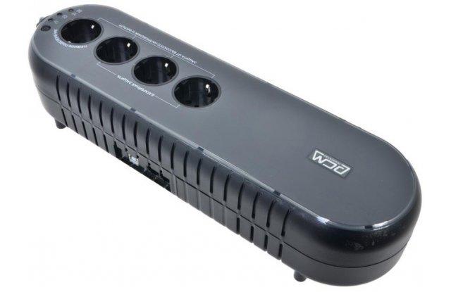 ИБП Powercom WOW 850U 425Вт 850ВА черный