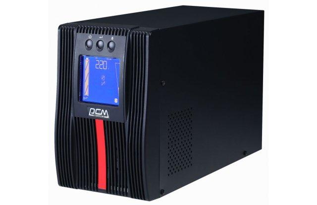 ИБП Powercom Macan MAC-1000 1000Вт 1000ВА черный