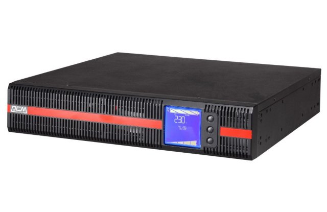 ИБП Powercom Macan MRT-1500 SE 1500Вт 1500ВА черный