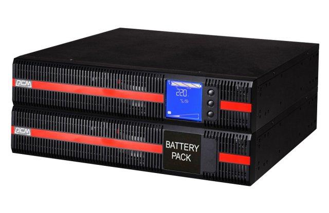 ИБП Powercom Macan MRT-6000 6000Вт 6000ВА черный