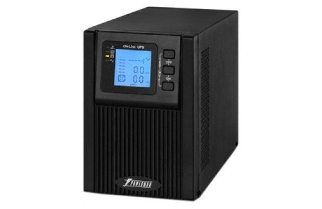 ИБП Powerman Online 1000 Plus 800Вт 1000ВА черный