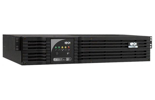 ИБП Tripp Lite SmartPro SMX1000RT2U 700Вт 1000ВА черный