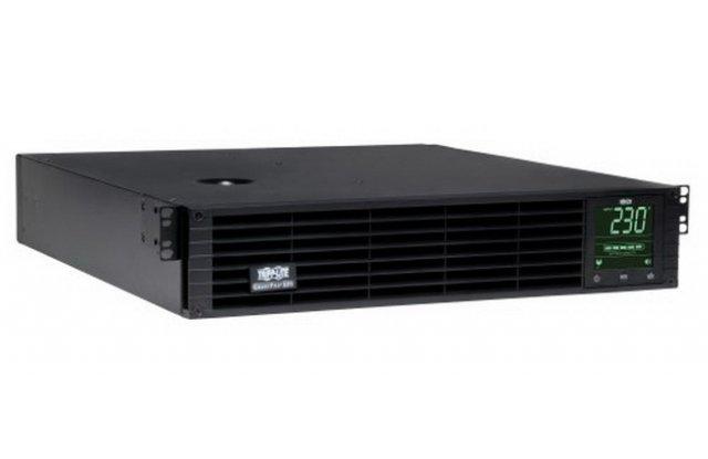 ИБП Tripp Lite SmartPro SMX1500XLRT2U 1350Вт 1500ВА черный