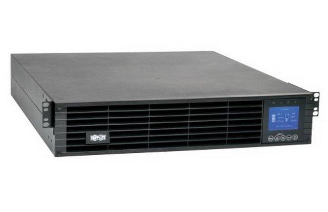 ИБП Tripp Lite SmartOnline SUINT3000XLCD2U 2700Вт 3000ВА черный