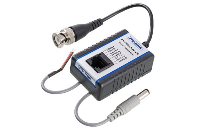 Пассивный приемопередатчик видеосигнала PV-Link PV-3001D