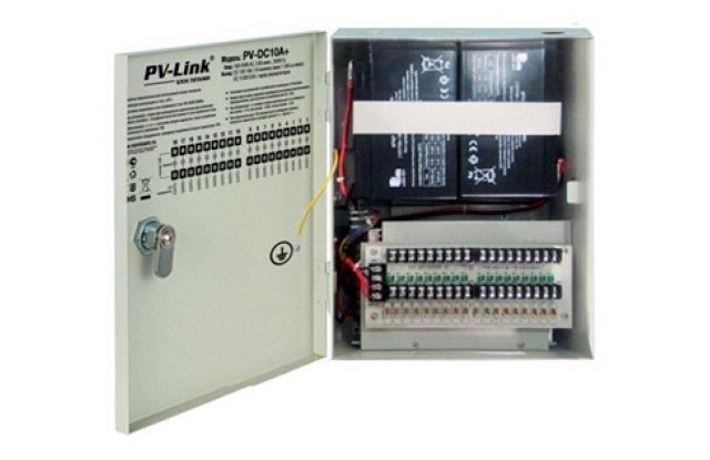 Профессиональный блок питания PV-Link PV-DC10A Plus